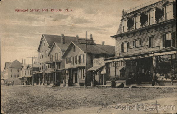 Railroad Street Patterson New York