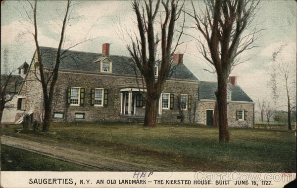 The Kiersted House Saugerties New York