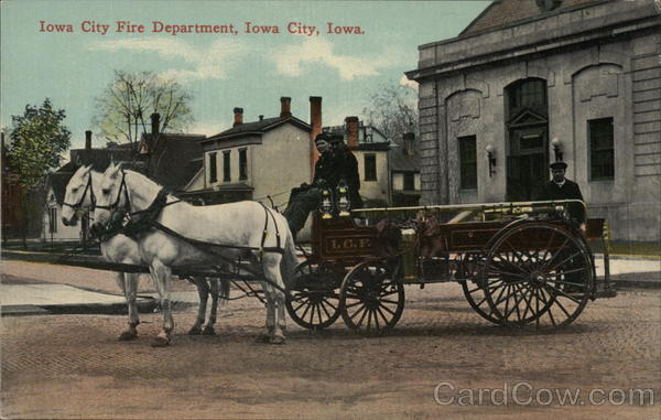 Iowa City Fire Department