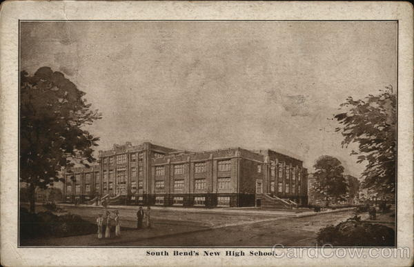 High School South Bend Indiana