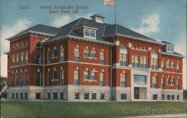 Henry Studebaker School South Bend Indiana