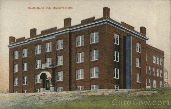 Orphan's Home and Grounds South Bend Indiana