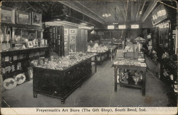 Freyermuth's Art Store - The Gift Shop South Bend Indiana