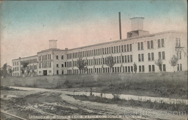 South Bend Watch Co. Factory Indiana