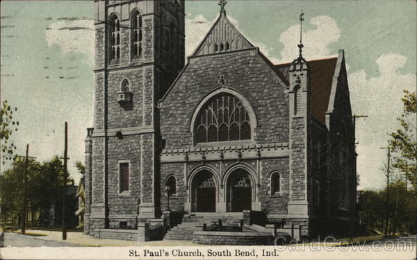 St. Paul's Church South Bend Indiana