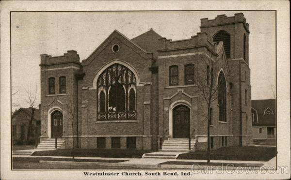 Westminster Church South Bend Indiana