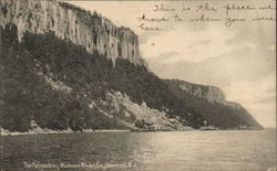 The Palisades, Hudson River