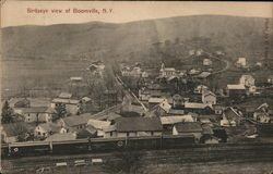 Birdseye View of Bloomville