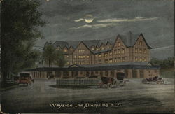 Wayside Inn at Night