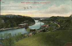 West Shore R.R. Bridge