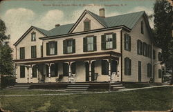 Maple Grove House - Mrs M Byriles Proprietor