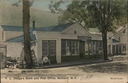 F.L. Dodge's Store and Post Office