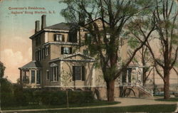 Governor's Residence, Sailors' Snug Harbor