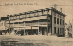 Occidental Hotel, Grand St.