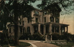 Governor's House, Sailors' Snug Harbor
