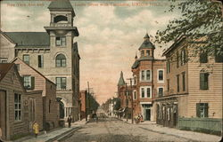 New York Avenue and Louis Street with Turnhalle
