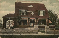 The Webb Residence on Maple Avenue