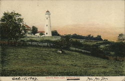 Eaton's Neck Light