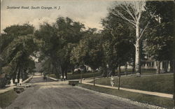 Scotland Road Postcard