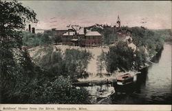 Soldiers Home from the River