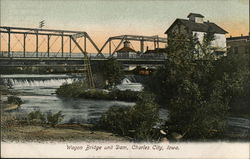 Wagon Bridge and Dam
