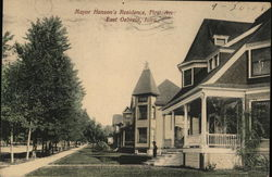 Mayor Hanson's Residence, First Ave.