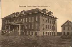 Chickasaw County Home