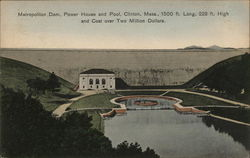 Metropolitan Dam, Power House and Pool