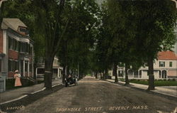 View of Thorndike Street
