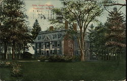 General Gage House Postcard