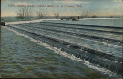 Settling Basins, Omaha Water Company