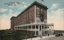 Sterling Hotel, Kentucky Avenue and Beach