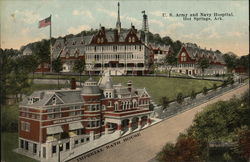 U.S. Army and Navy Hospital