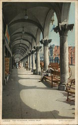 The Colonnade Postcard