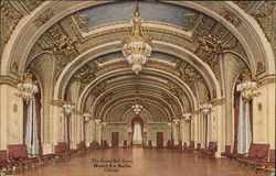 The Grand Ball Room - Hotel La Salle