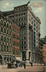 Lafayette Building - 5th & Chestnut Streets