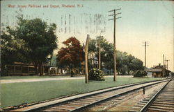 West Jersey Railroad and Depot
