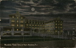 Wildwood Manor Hotel by Night
