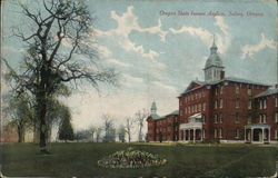 Oregon State Insane Asylum