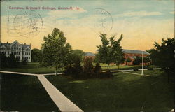 Campus at Grinnell College