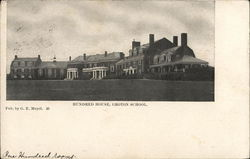 Groton School - Hundred House