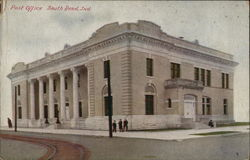 Post Office Postcard