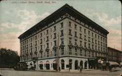 Street View of the Oliver Hotel