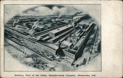 Birdseye View of the Dodge Manufacturing Company
