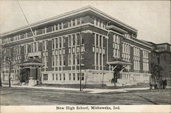 Street View of New High School