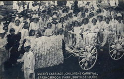 Queen's Carriage, Children's Carnival - Springbrook Park