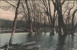 A Spring Freshet, St. Joseph River