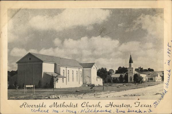 Riverside Methodist Church Houston Texas