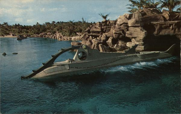 20,000 Leagues Under the Saa Disney