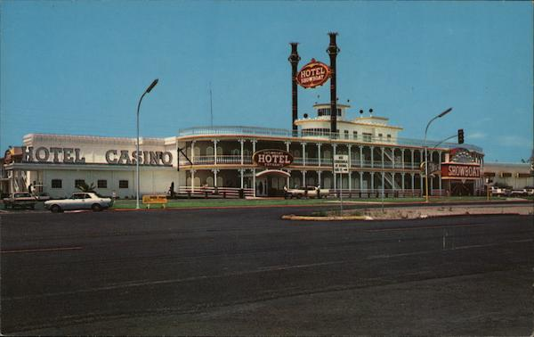 Showboat Hotel Las Vegas Nevada